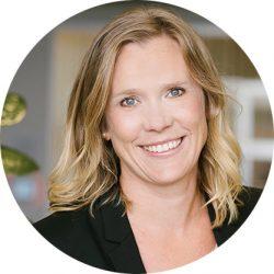 Coromatic CEO, Åsa Wikensten
